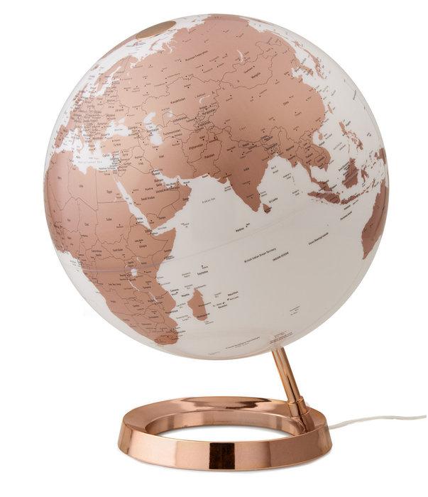 Esfera light & colours metal cooper 30 cm
