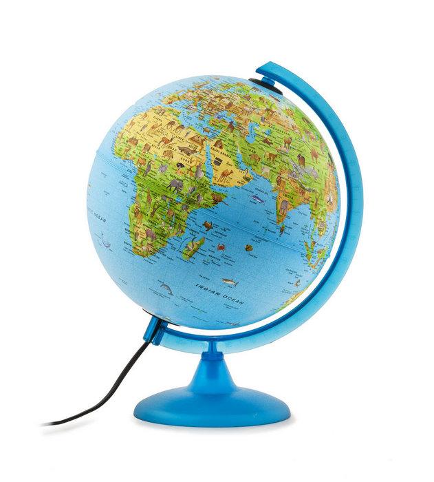 Esfera color safari  25 cms