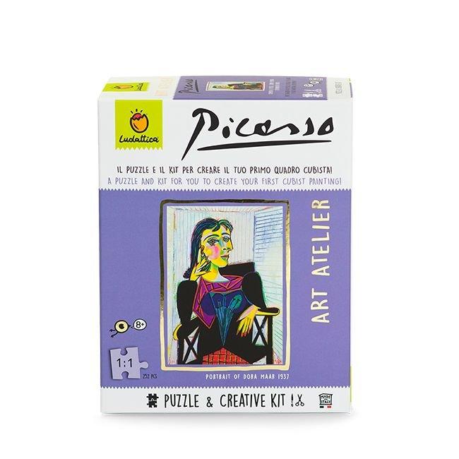 Puzle mosaico art games picasso 252 piezas