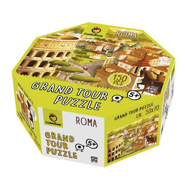 Puzle grand tour roma 150 piezas