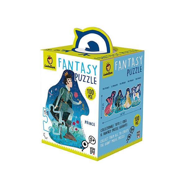 Fantasy puzle principe 100 piezas