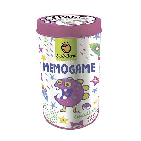 Juego de memoria memogame space
