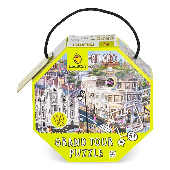 Puzzle grand tour milan