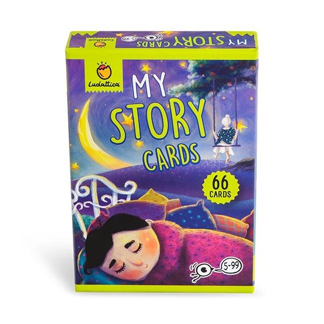 Juego cartas mi historia