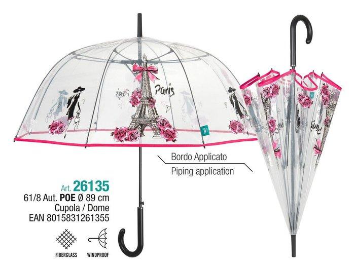 Paraguas mujer 61/8 automatico. paris.