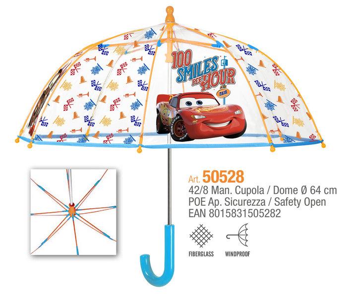 Paraguas niÑa 42/8 manual poe cars