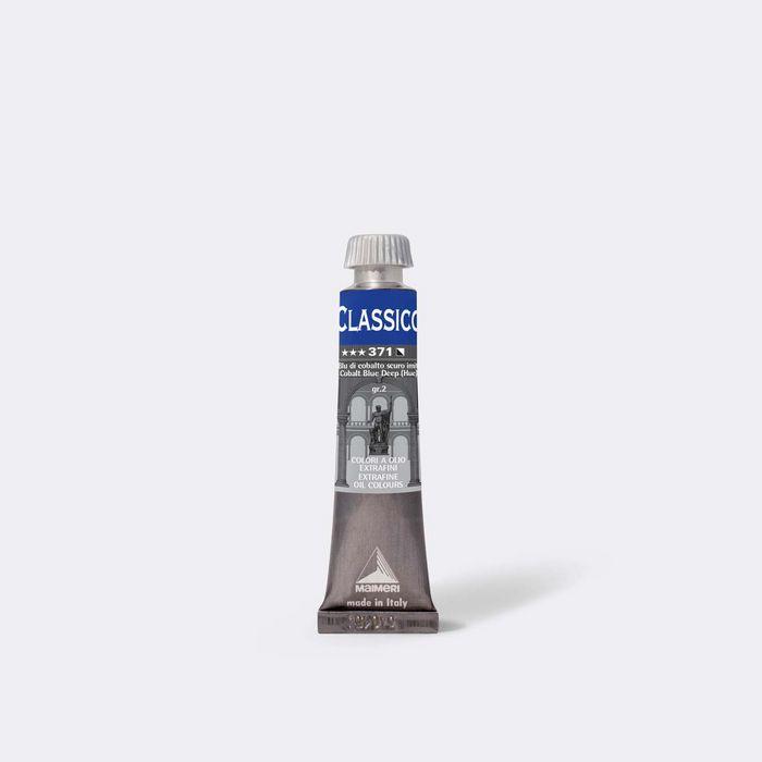 Oleo maimeri clasico 20ml imitacion azul cobalto oscuro