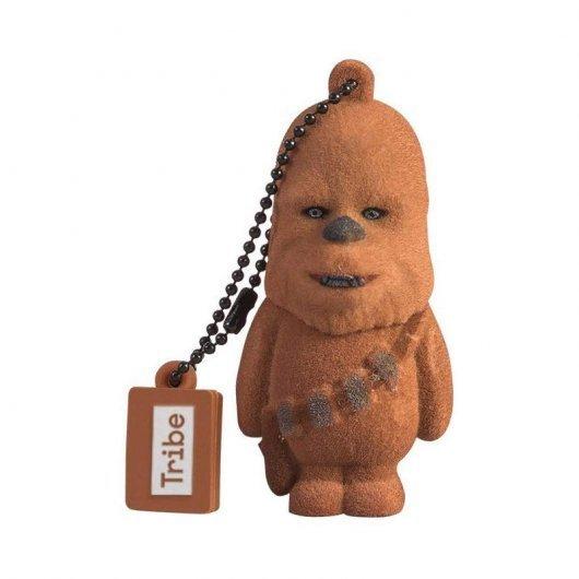 Pendrive usb 2.0 16gb chewbacca star wars