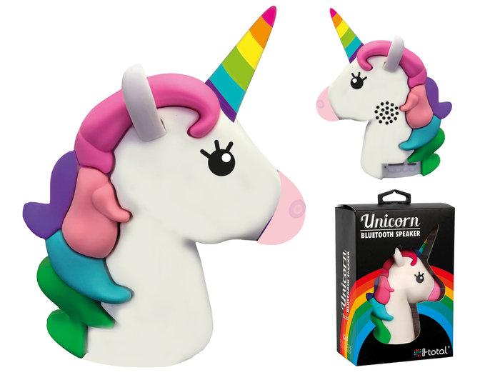 Altavoz bluetooth unicornio