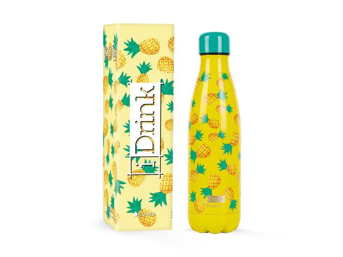 Botella termica pineapple summer