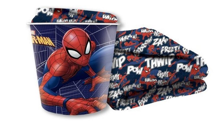 Set manta spiderman