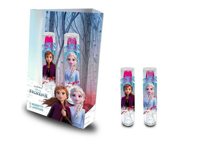 Set 2 labiales frozen