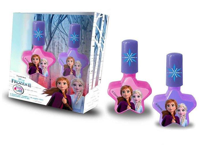 Set 2 esmaltes de uÑas  frozen ii
