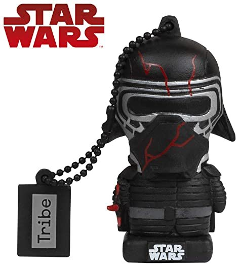 Pendrive usb 2.0 16gb kylo ren nv star wars