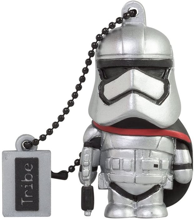 Pendrive usb 2.0 16 gb capitan phasma star wars