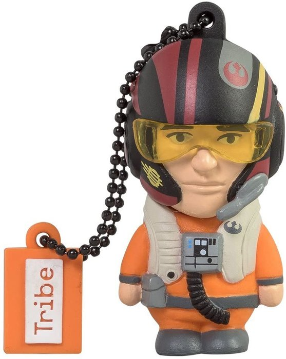 Pendrive usb 2.0 16 gb tfa poe star wars