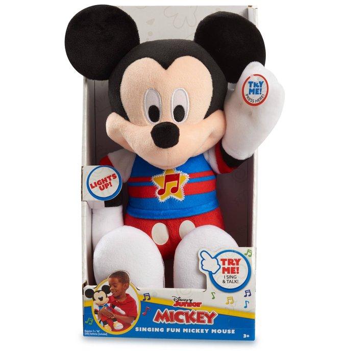 Mickey - peluche musical