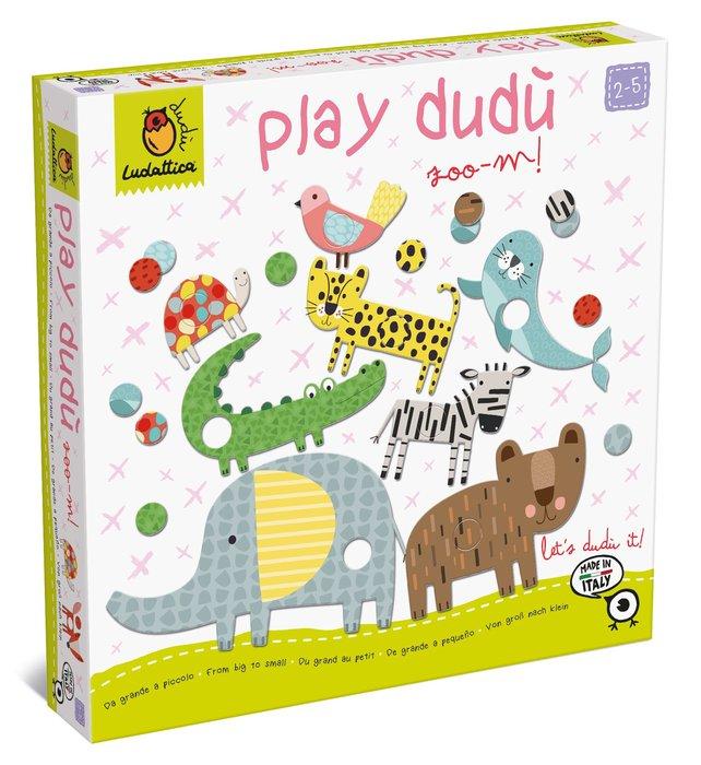 Play dudu - zoo-m!- de grande a pequeÑo