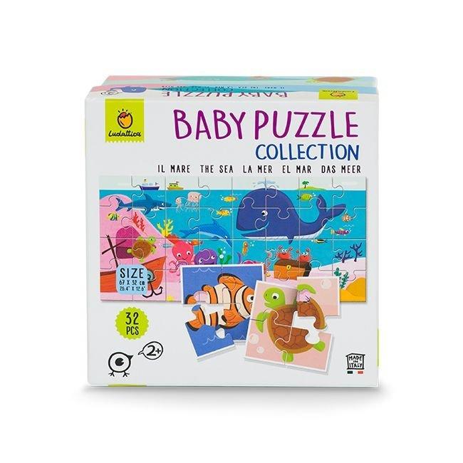 Baby puzle el mar 32 piezas collection