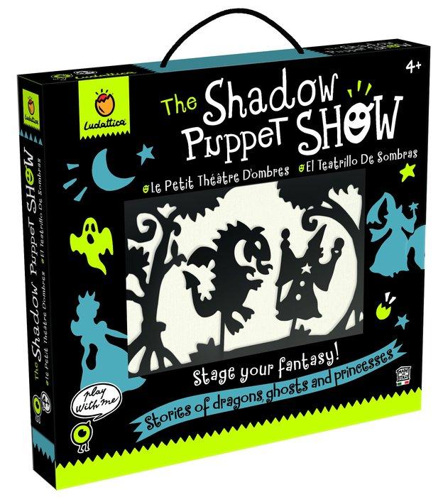Juego teatro de sombras