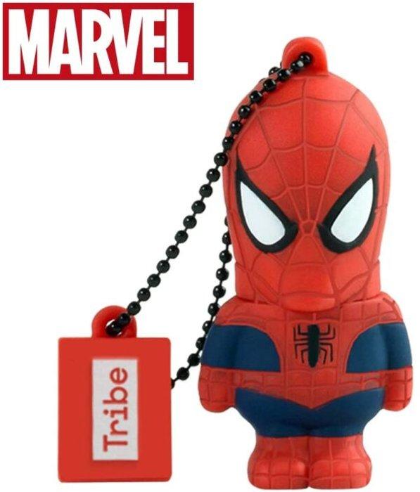 Pendrive usb 2.0 32gb spiderman marvel