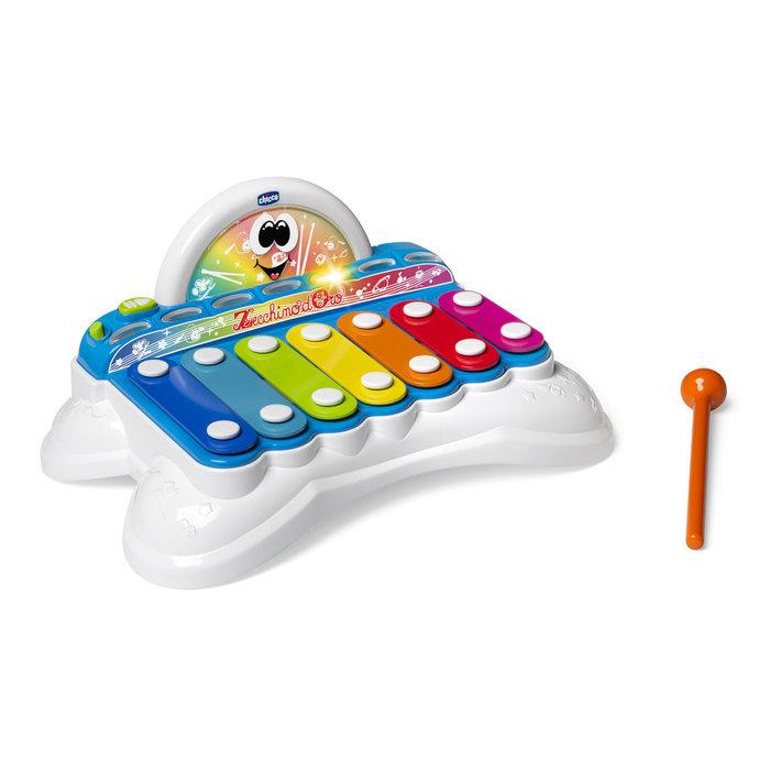 Instrumento musical flashy el xilofono
