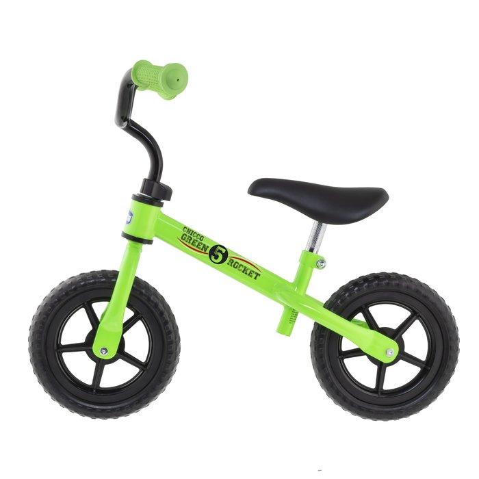 Bicicleta sin pedales first bike verde
