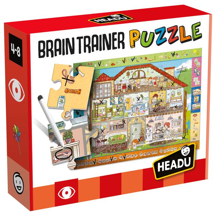 Juego headu brain trainer puzzle