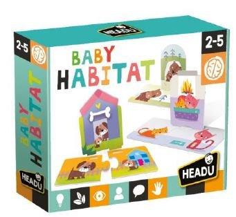 Juego educativo baby habitat