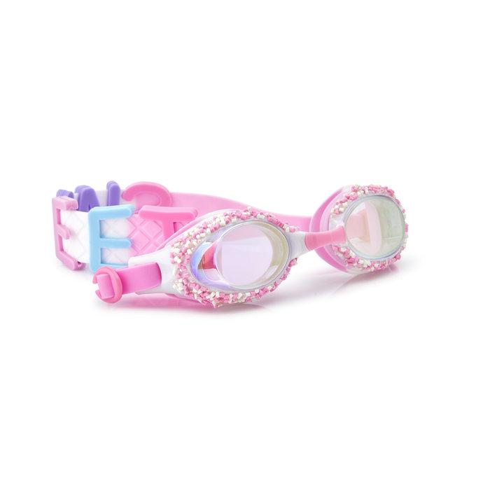 Gafas de buceo funfetti party pink