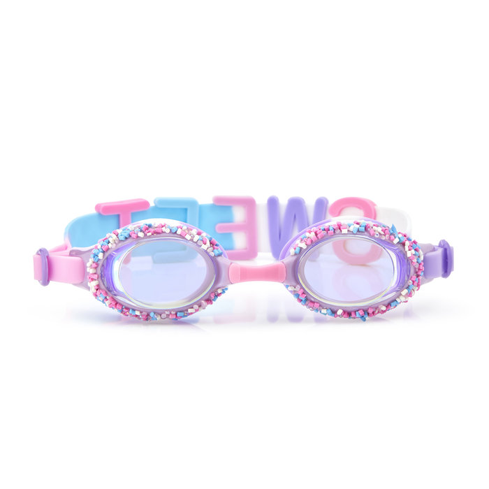Gafas de buceo funfetti non-pareils purple