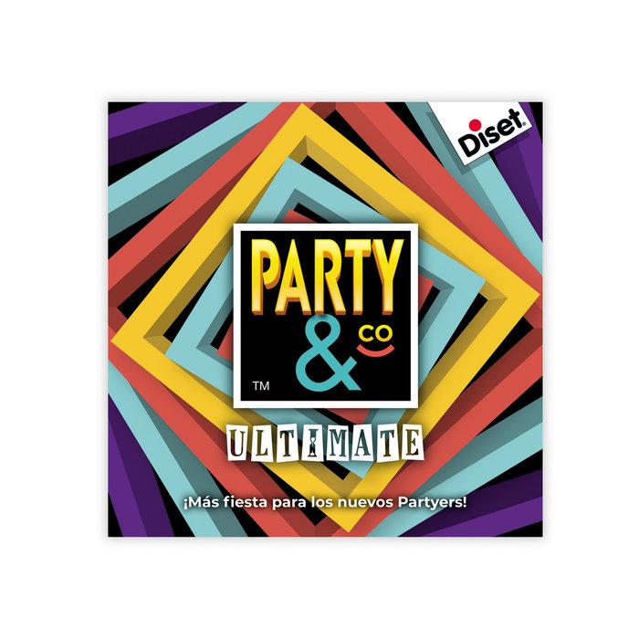 Juego de mesa party&co ultimate