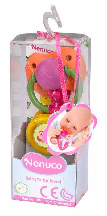 Nenuco accesorios surtido chupetes con olor a frutas