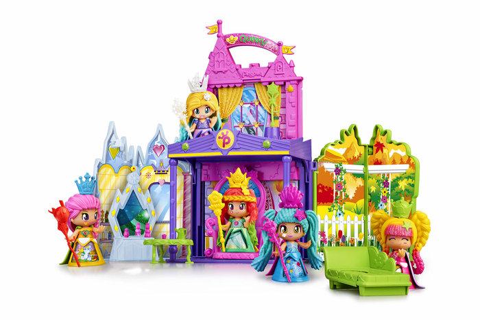 Pinypon. queens castillo