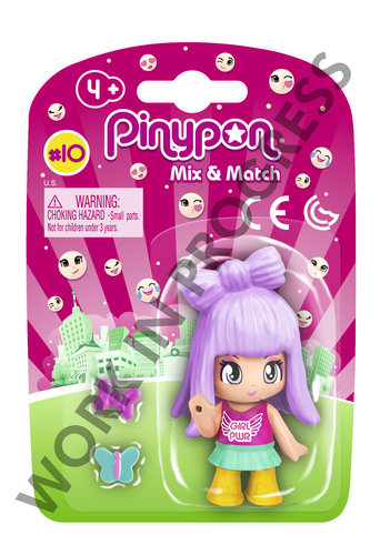 Pinypon figuras serie-10 surtidas