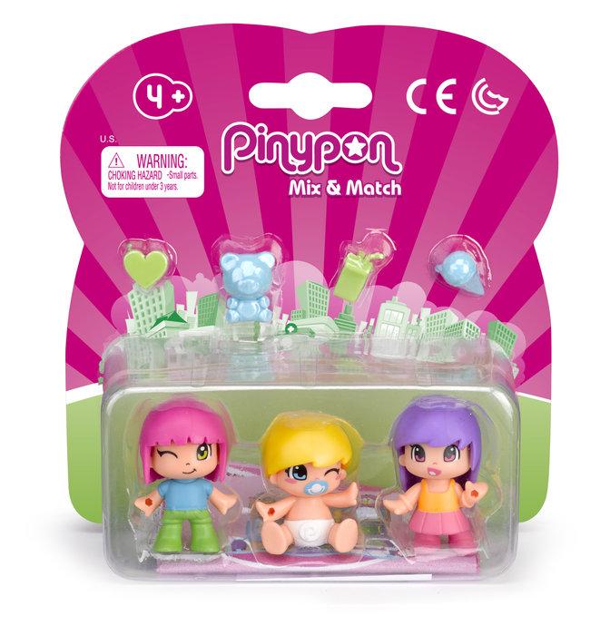 Pinypon. niÑos & bebes surtidos