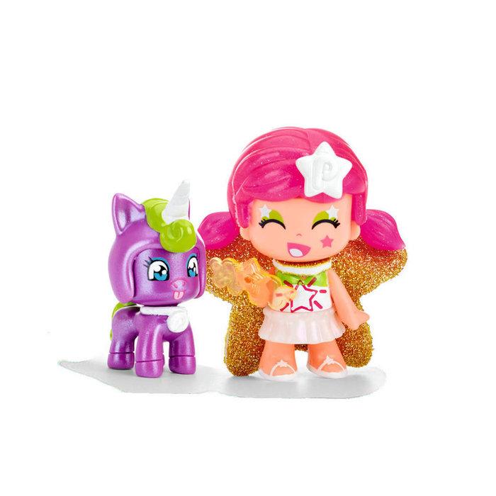 Pinypon estrella y mascota surtidas