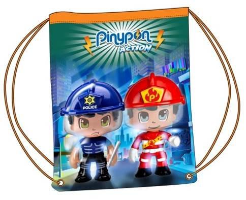 Pinypon action saco textil