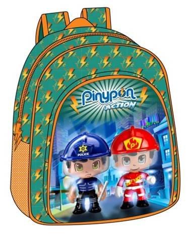 Pinypon action mochila infantil adaptable a carro premium