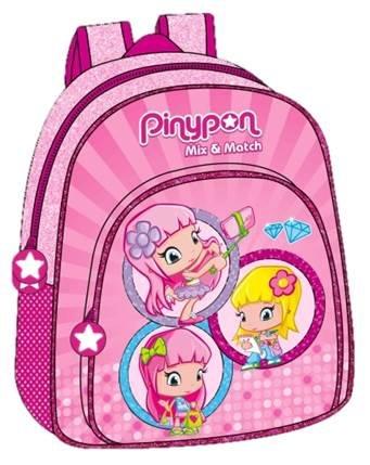 Pinypon mochila infantil adaptable a carro premium