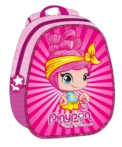 Pinypon mochila 3d premium
