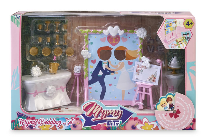 Mymy wedding set