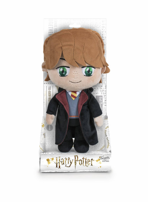 Peluche softies ron ministerio de magia harry potter 28cm