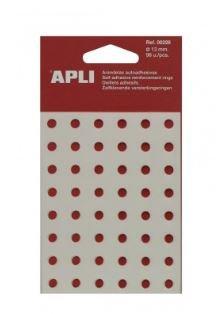 Arandela adhesiva bolsa 13 mm 228