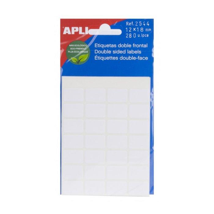 Etiqueta adhesiva 12x18 2544 apli