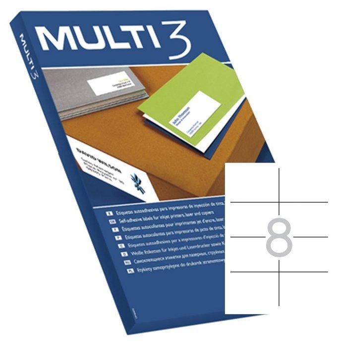 Etiqueta multi3 105x74 100h 4712