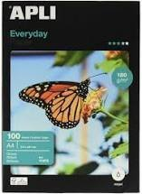 Papel foto every 10x15 180gr 100h