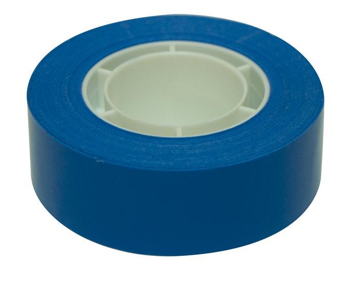 Cintas adhesivas azules 19mmx33m