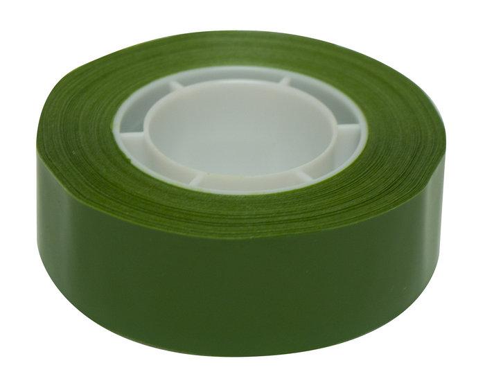Cintas adhesivas verdes 19mmx33m