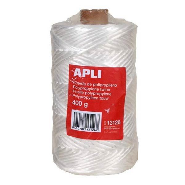Bobina de cuerda de polipropileno 400 g - 240 m